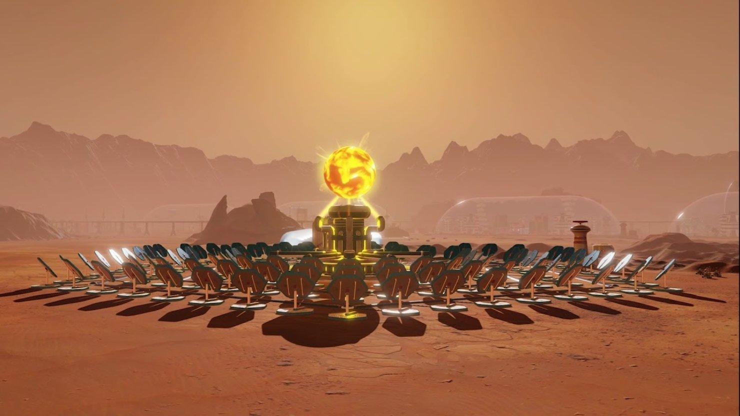 Все о ресурсах в игре Surviving Mars