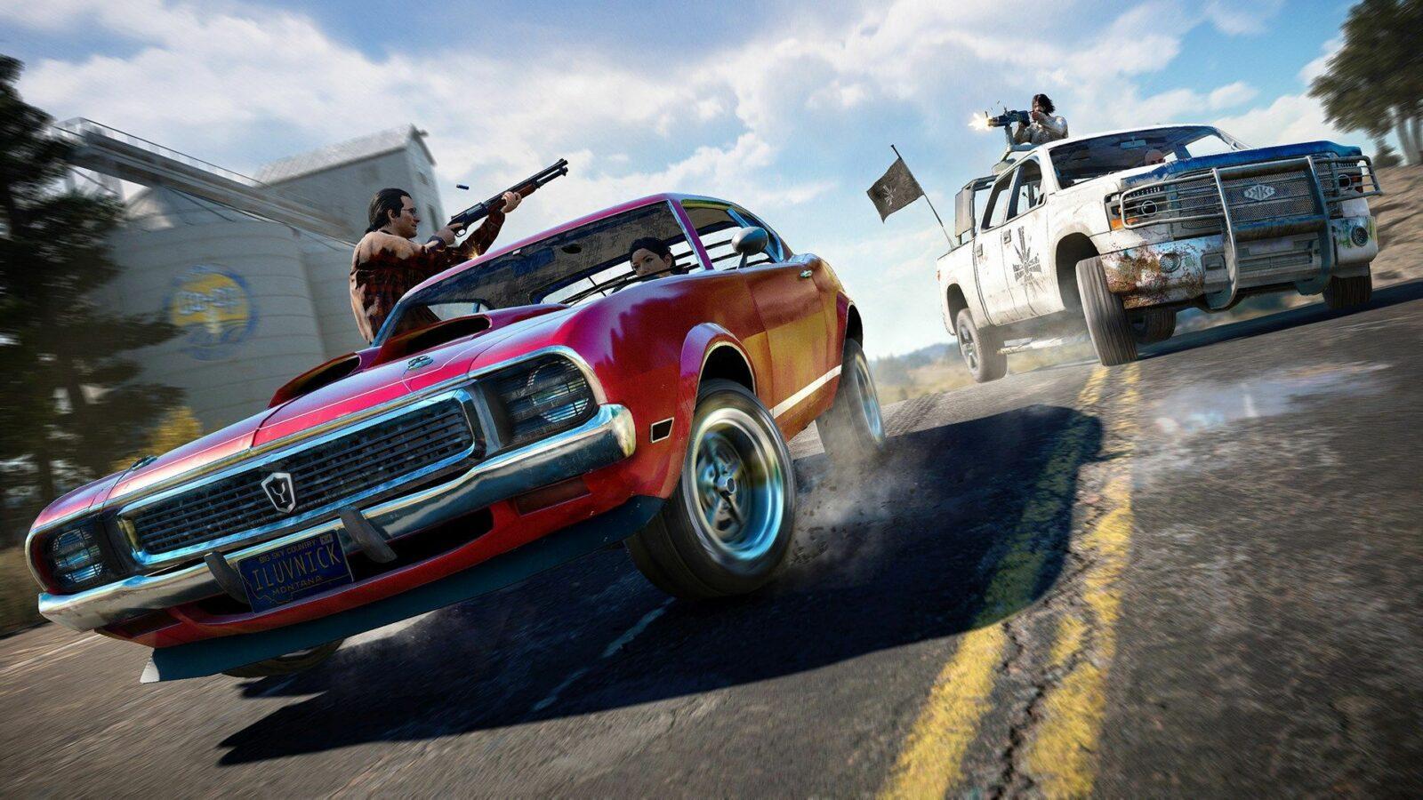 Far Cry 5: полезные советы по прохождению