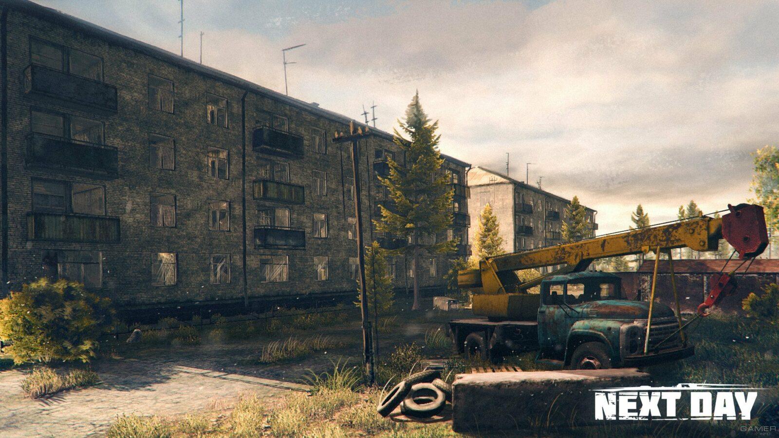 Системные требования игры Next day survival