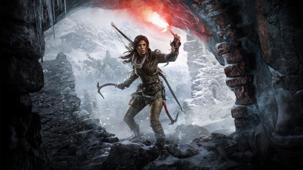 Прохождение игры Rise of the Tomb Raider
