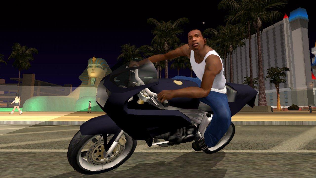 Как пропустить миссию в GTA San Andreas