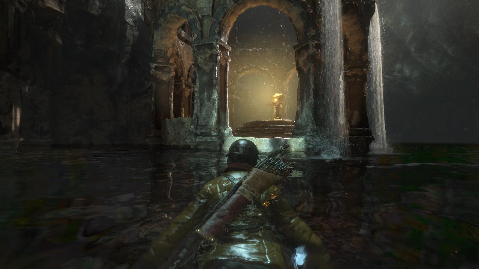 Гробницы в игре Rise of the Tomb Raider