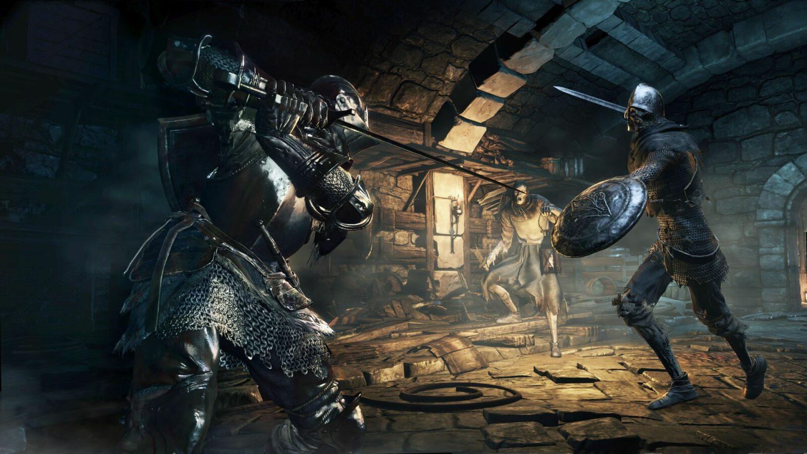 Боссы в Dark Souls - обязательные и опциональные
