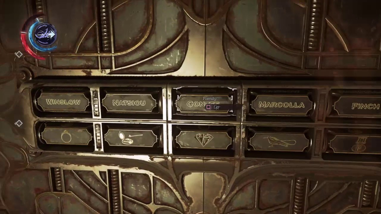 Как открыть замок Джиндоша в Dishonored 2