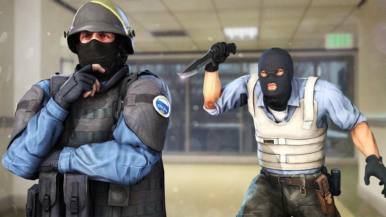 Как добавить ботов в игру Counter-Strike