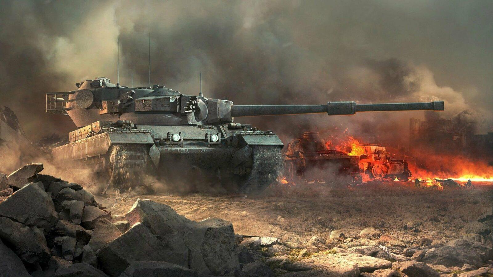 Как можно получить танки бесплатно в игре World of Tanks?