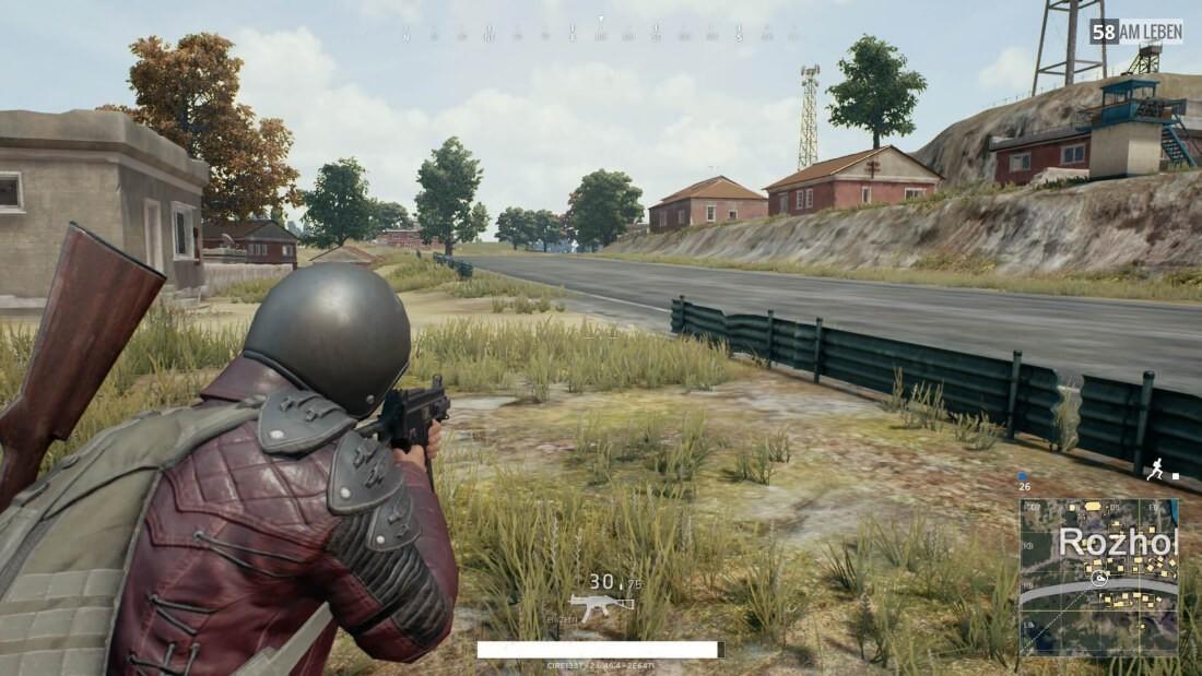 Как играть в игру PlayerUnknown`s Battlegrounds