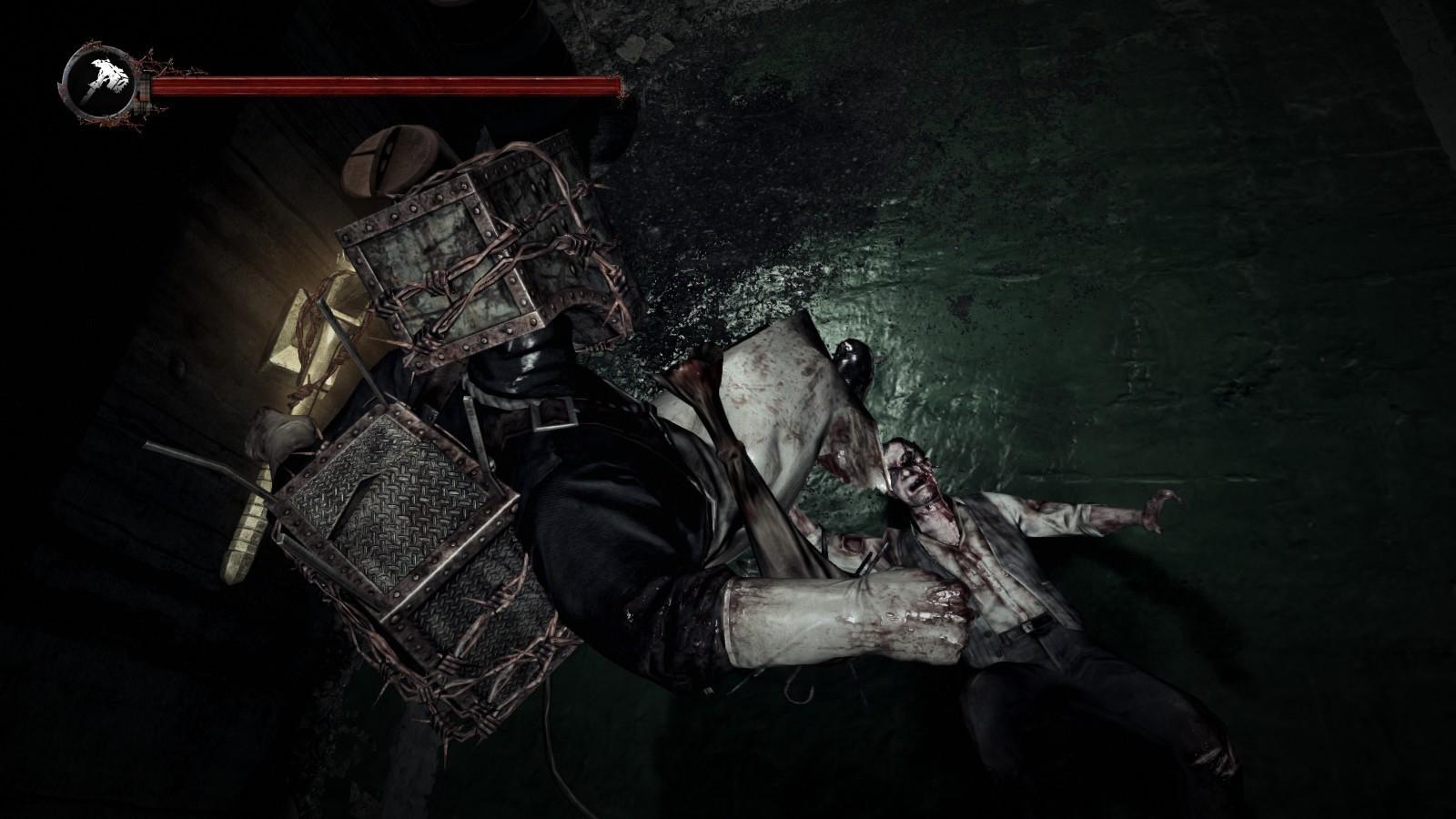 The Evil Within секреты и пасхалки в игре