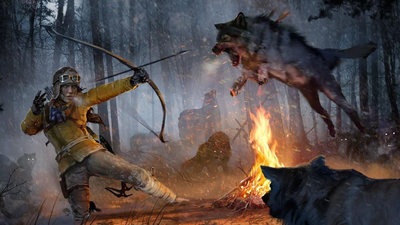 Какие секреты есть в игре The Rise of the Tomb Raider?