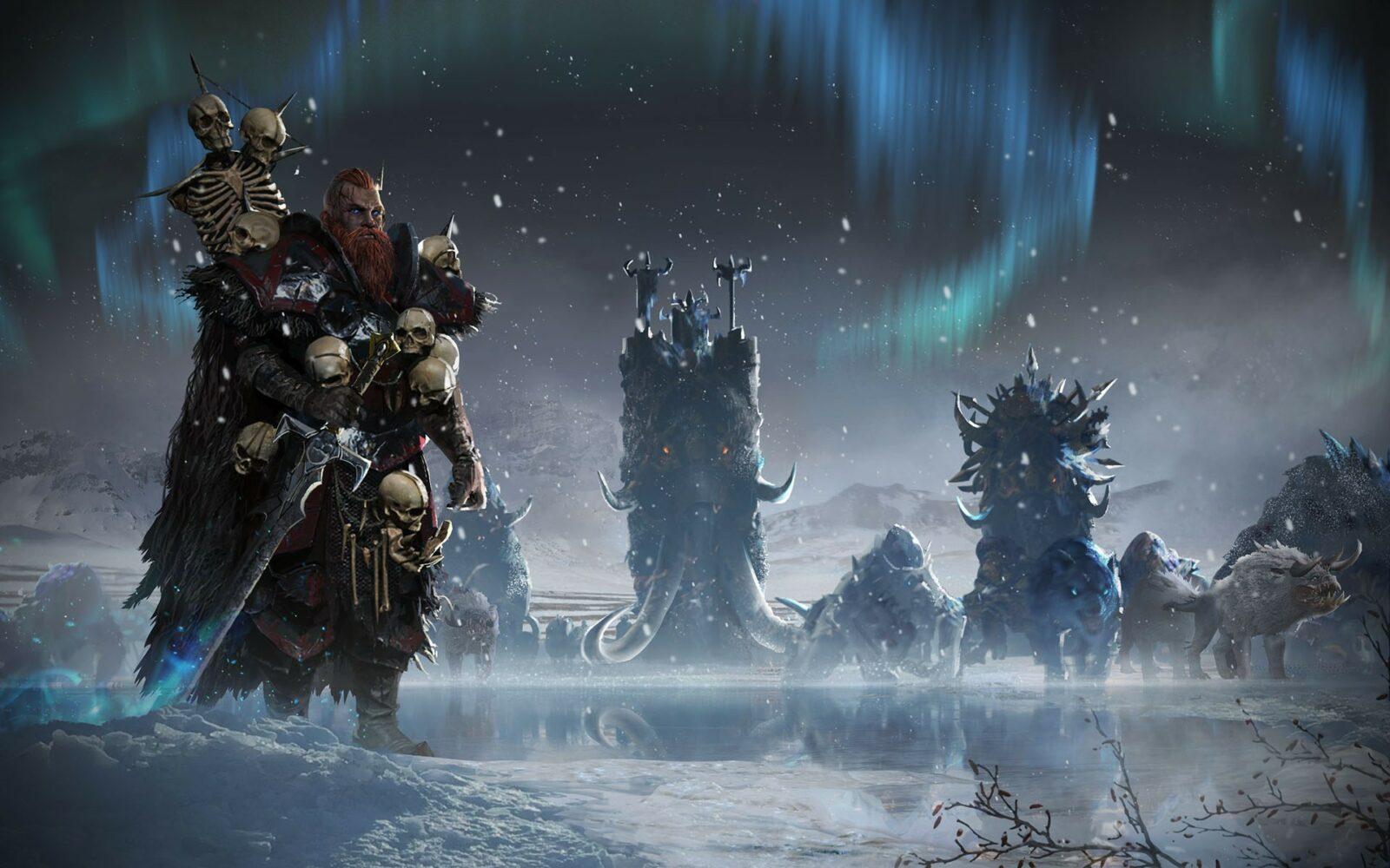 Описание каждой расы в игре Total War: Warhammer 2
