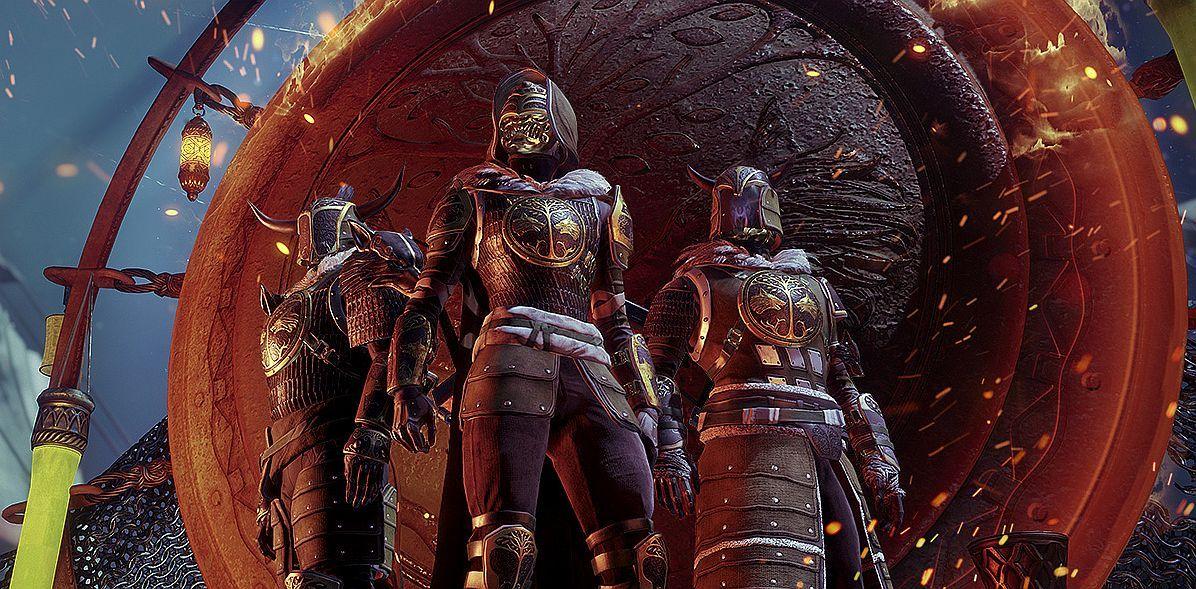 Фракции в игре Destiny 2