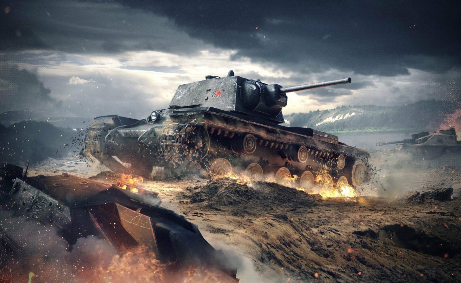 На что влияет дальность связи в World of Tanks?