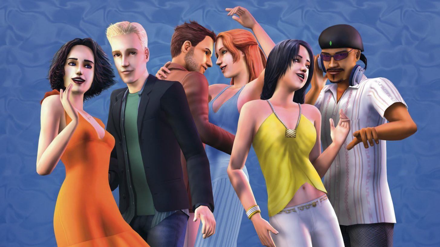 Как сделать персонажа в игре Sims?