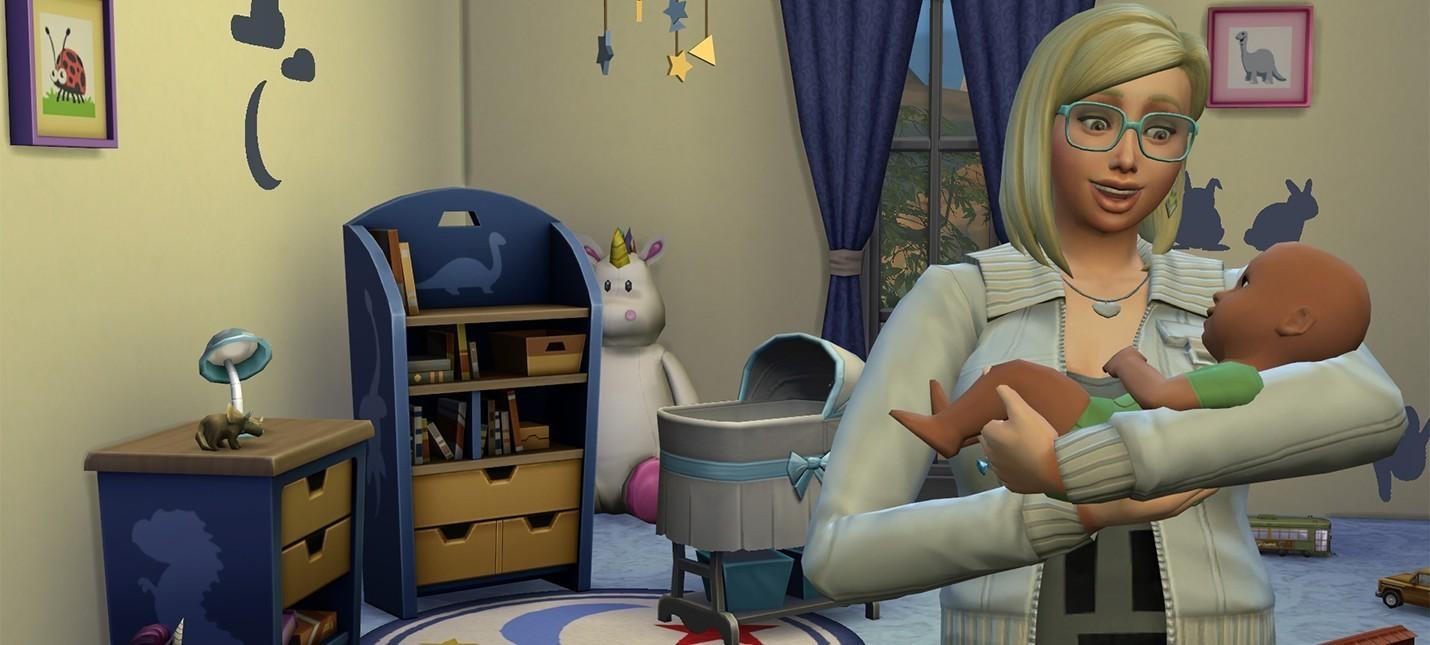 Как родить двойню в игре Sims?
