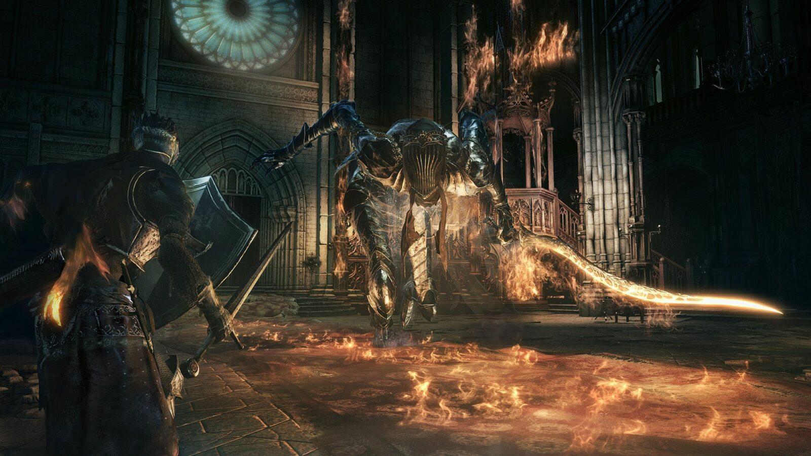 Броня в игре Dark Souls