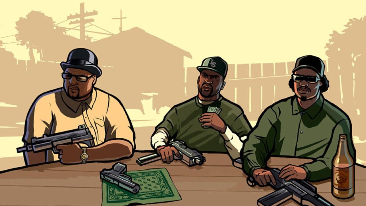 Как проходить миссию лоурайдеров в игре GTA San Andreas?