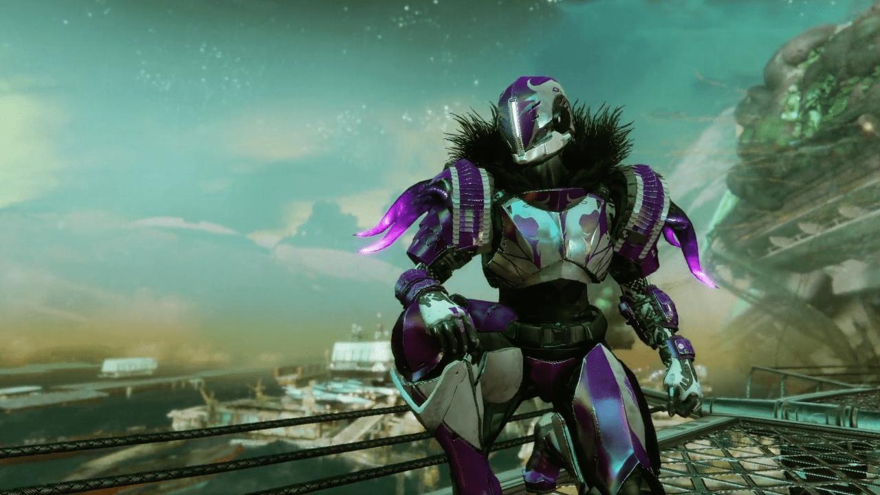 Прохождение игры Destiny 2