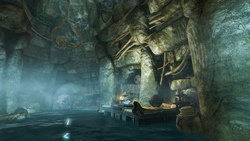 Как пройти зал Гейрмунда в игре Скайрим?