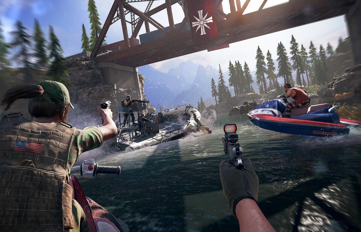 Far Cry 5 системные требования - минимальные и максимальные