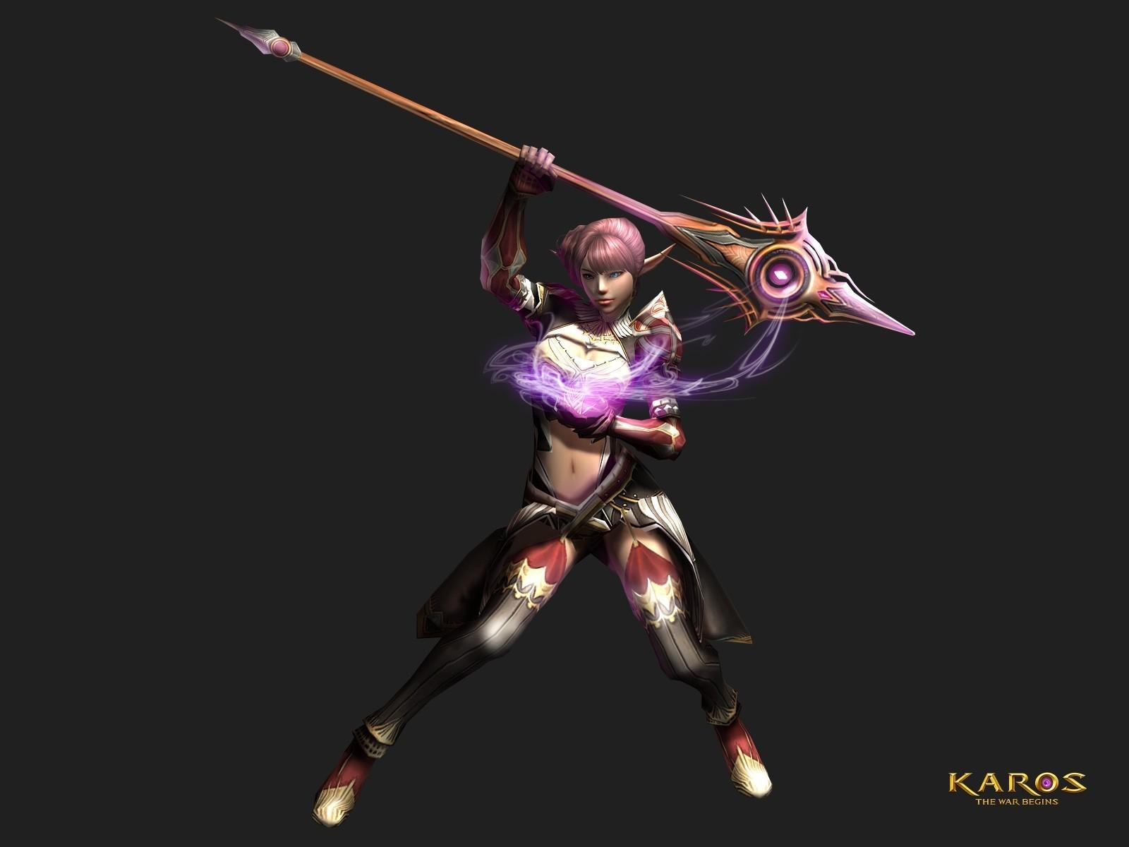 Классы в игре Karos Online