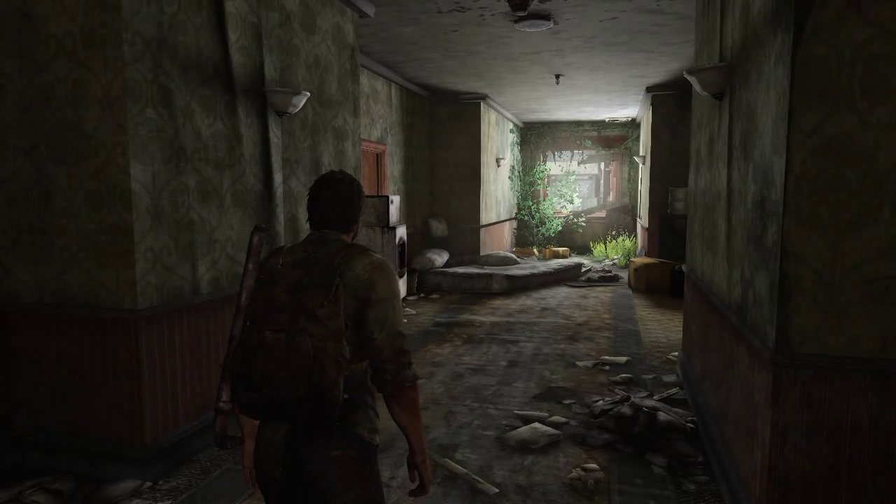 Прохождение игры The Last of Us