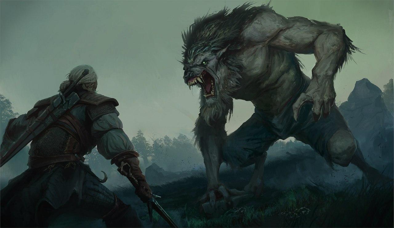 Как избавиться от чудовища в роще в Ведьмаке 3?