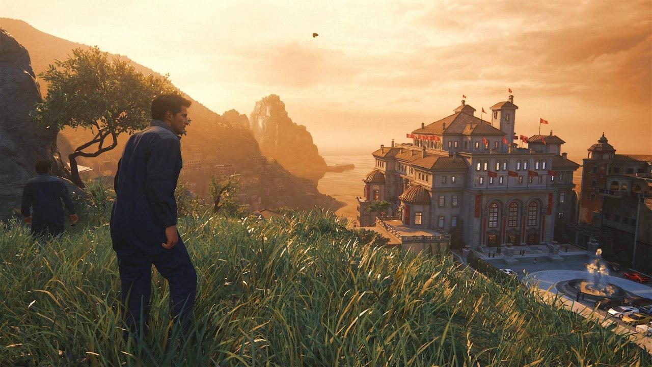 Uncharted - прохождение 6 главы