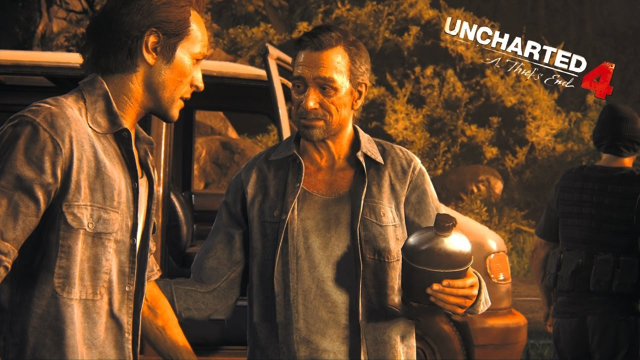 Uncharted - прохождение 5 главы