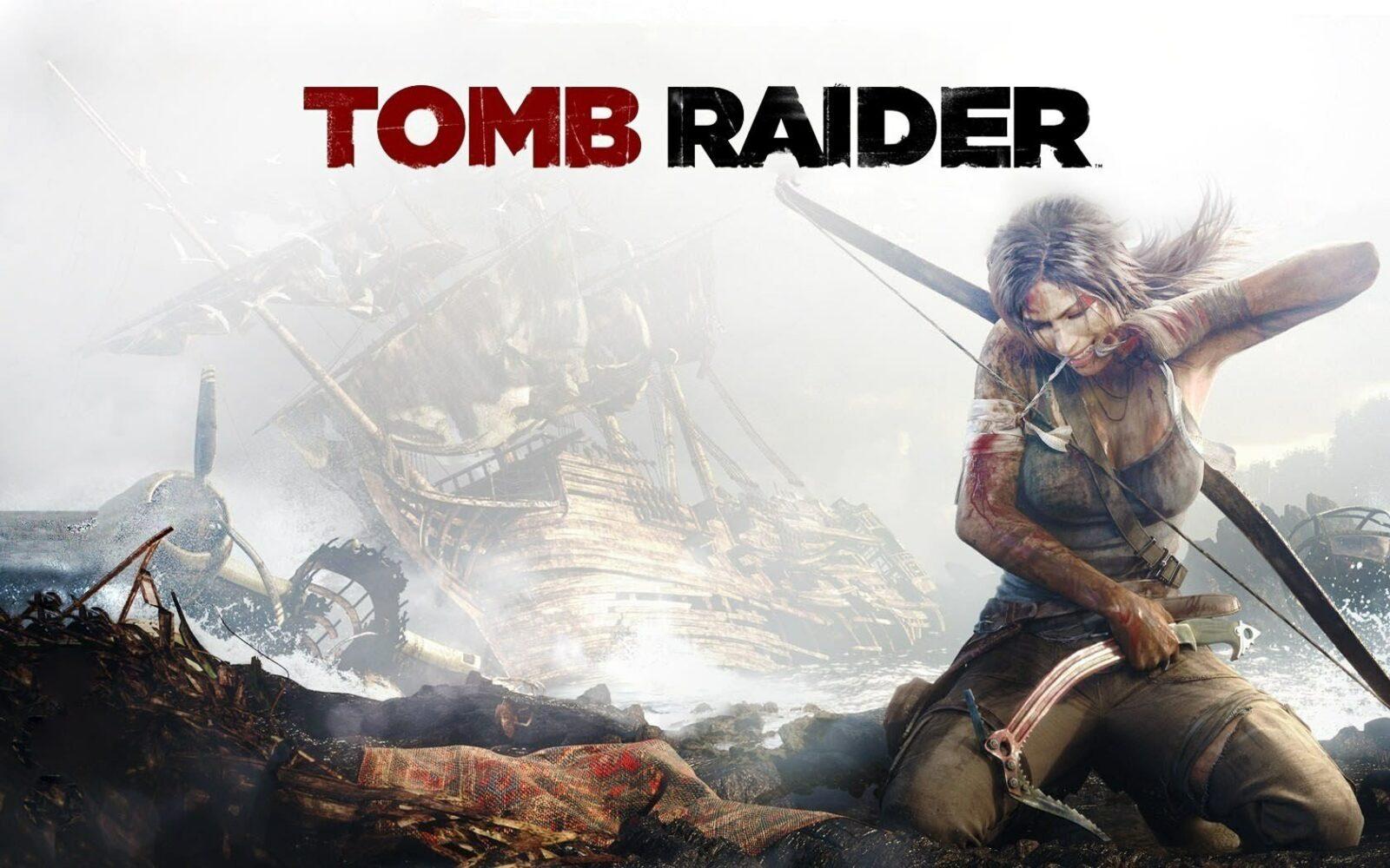 Полное прохождение игры Tomb Raider