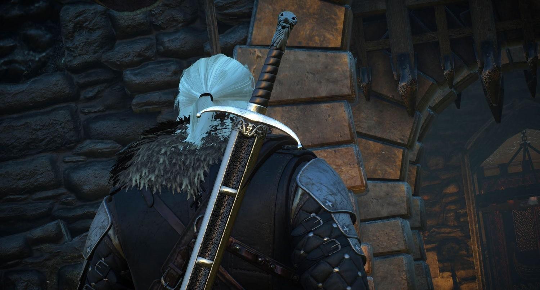 Где в Ведьмаке 3 найти меч Джона Сноу?