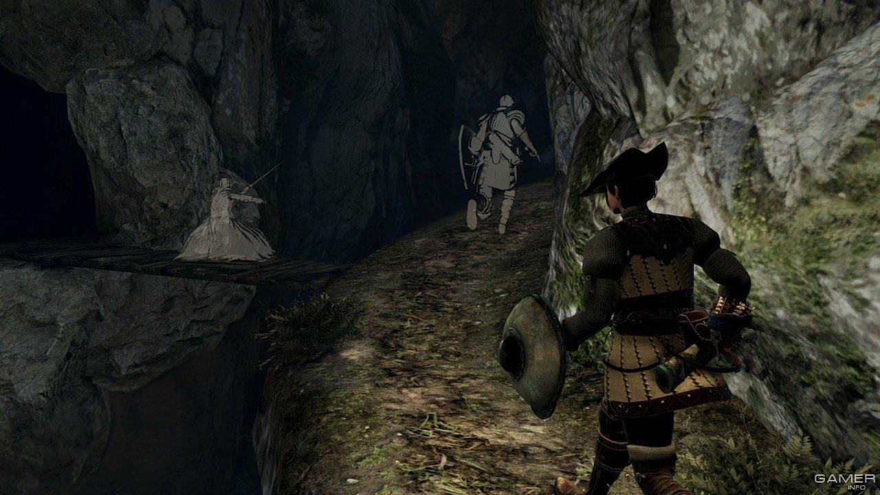 Роща Охотника в Dark Souls 2