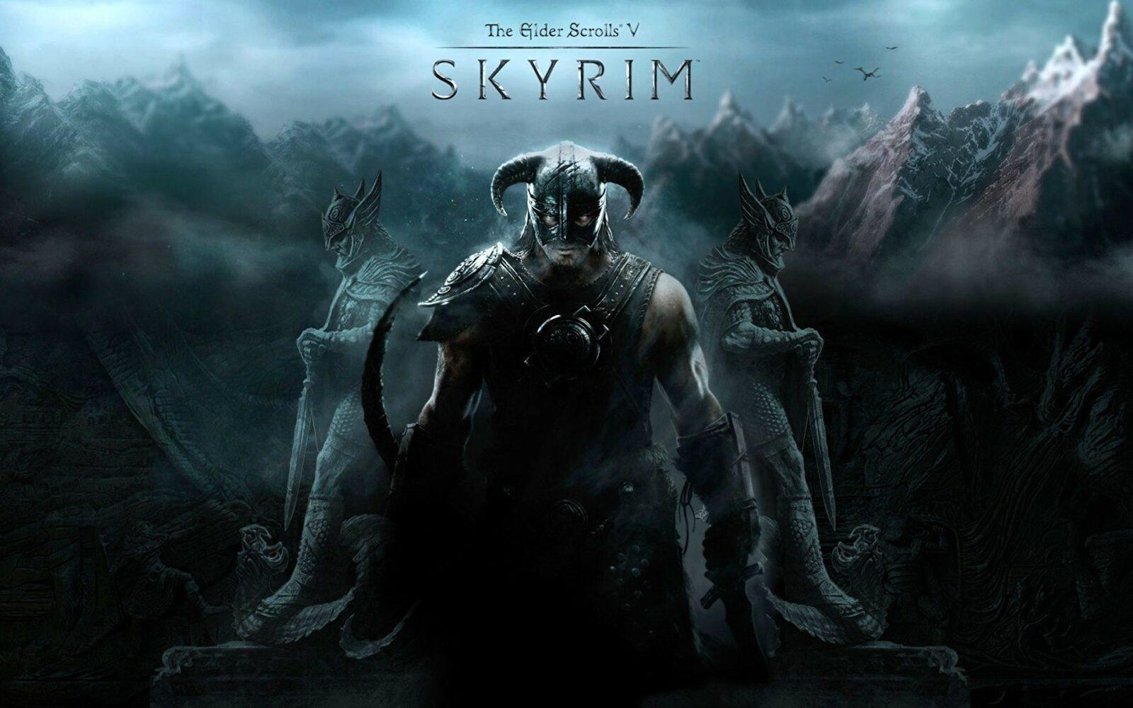 Где можно построить дом в Skyrim?