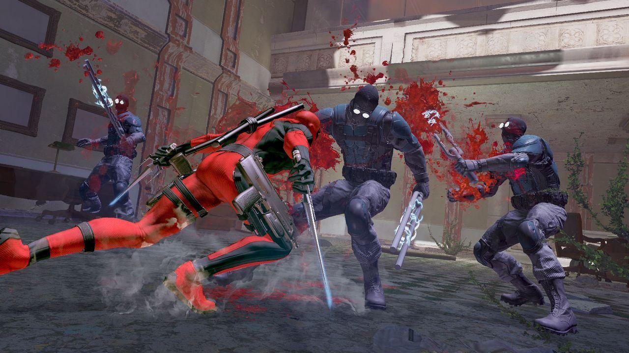 Системные требования игры Deadpool