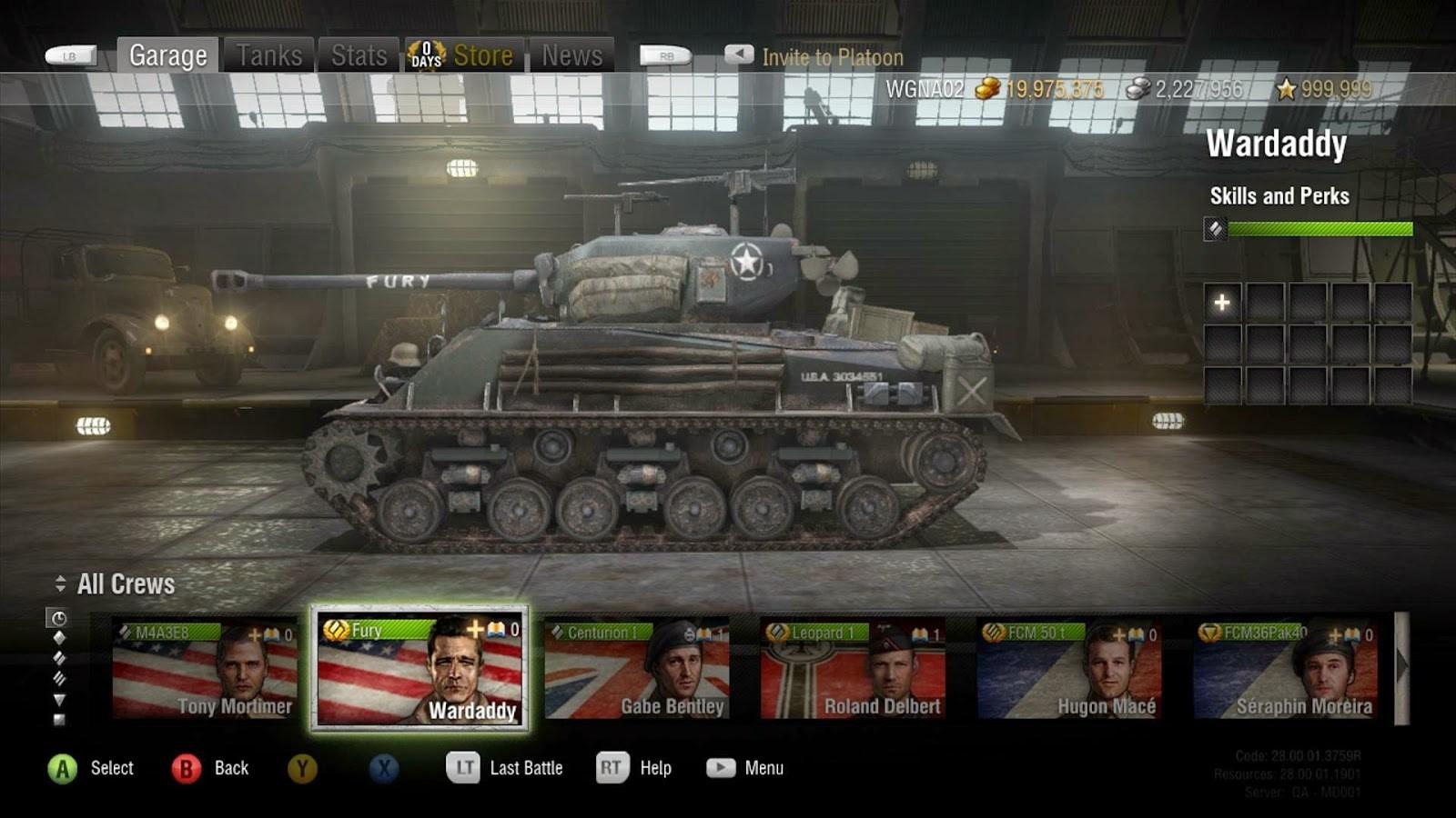 Как пересадить экипаж в другой танк в игре World of Tanks