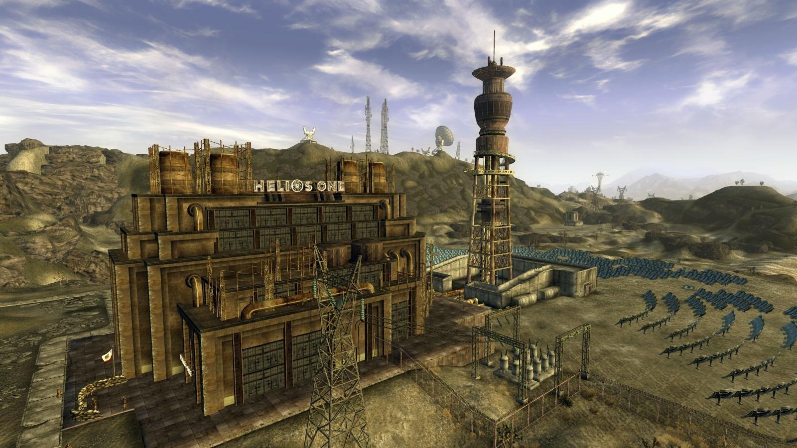 Солнечные блики прохождение в Fallout: New Vegas