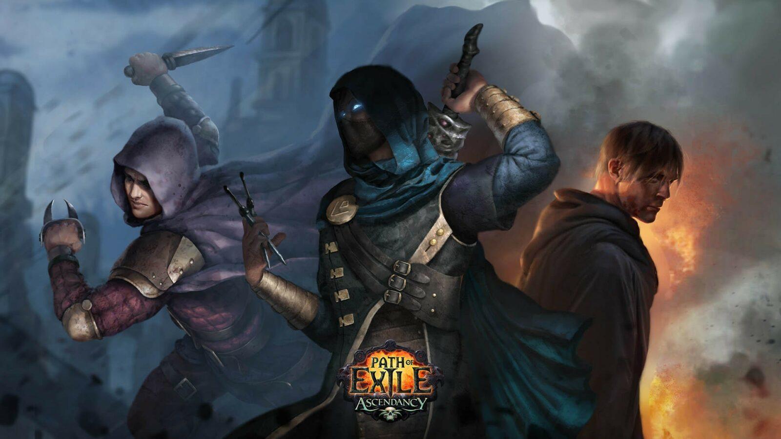 Какие умения есть в игре Path of Exile?