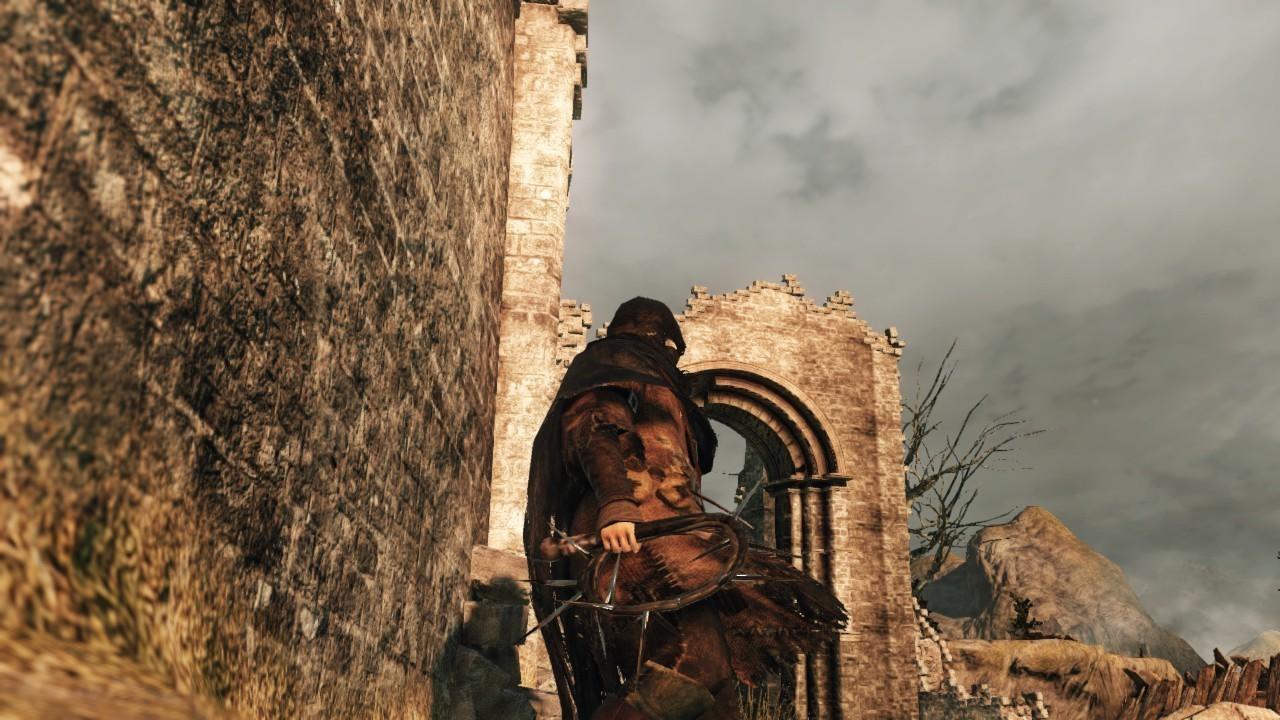 Роща охотника в игре Dark Souls 2