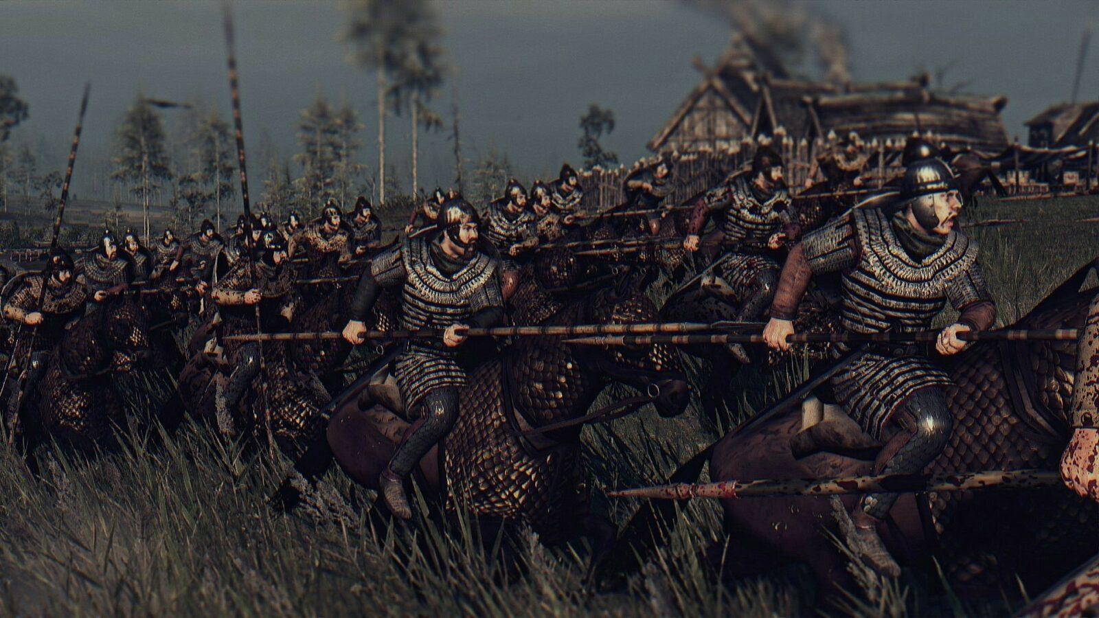 Как играть в Аттила в игре Total War?