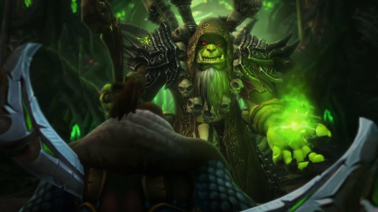 Достижение баланса сил в World of Warcraft: Legion