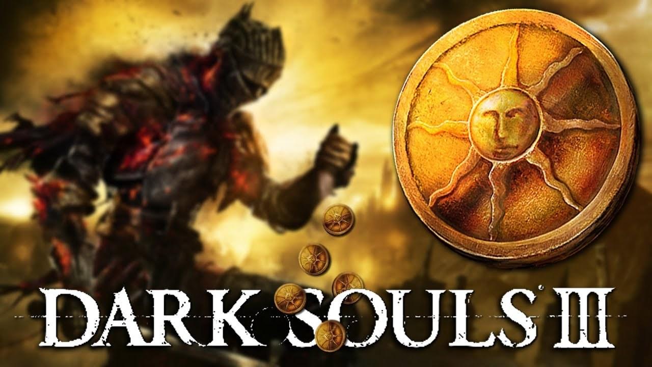 Как получить медаль Солнца в Dark Souls 3?