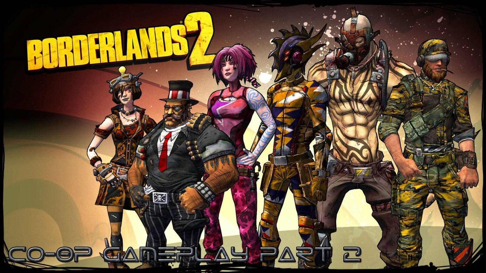 Borderlands 2 the name game прохождение