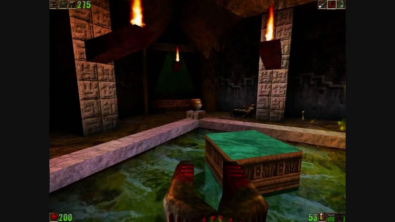 Прохождение 6 уровня игры Unreal