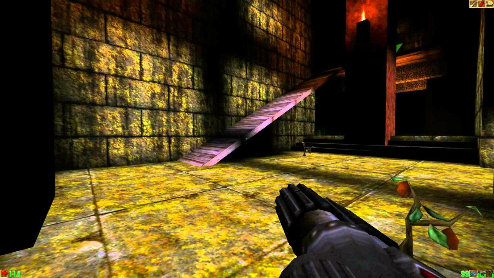 Прохождение 7-8 уровня игры Unreal