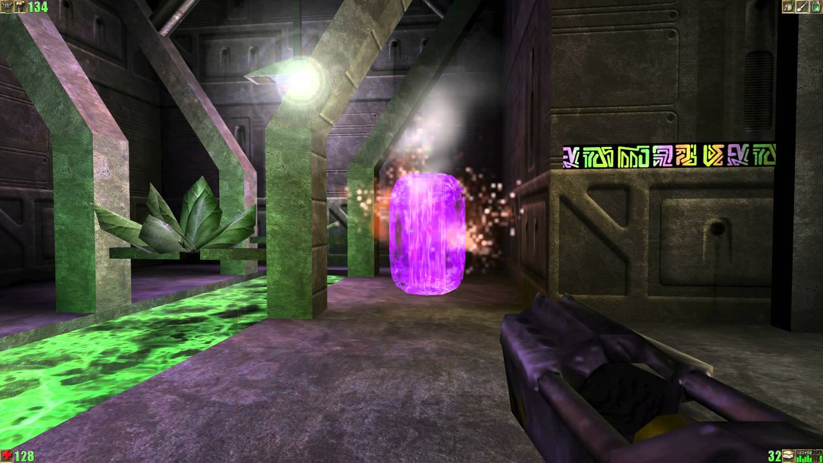 Прохождение 11-12 уровня игры Unreal