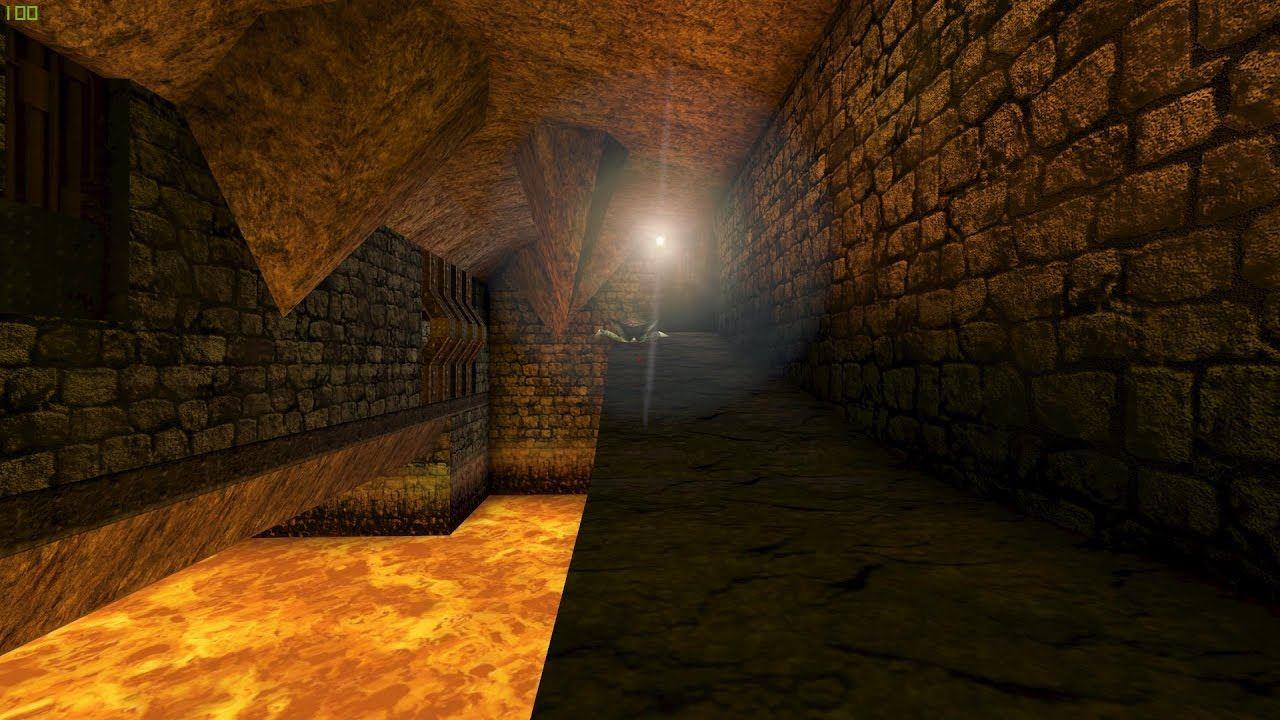 Прохождение 2-3 уровня игры Unreal