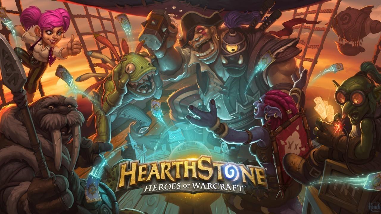 Как скачать и установить игру Hearthstone?
