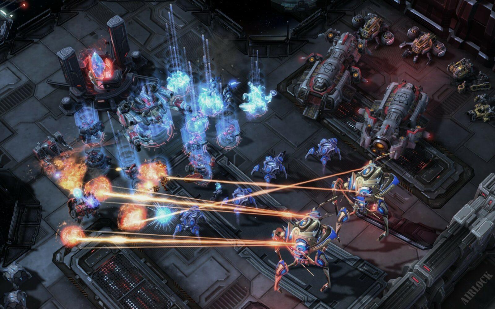 Как играть в Starcraft 2 по сети?