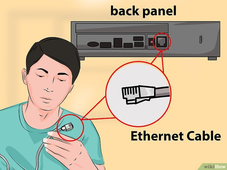 Как подключить приставку Xbox One к интернету?