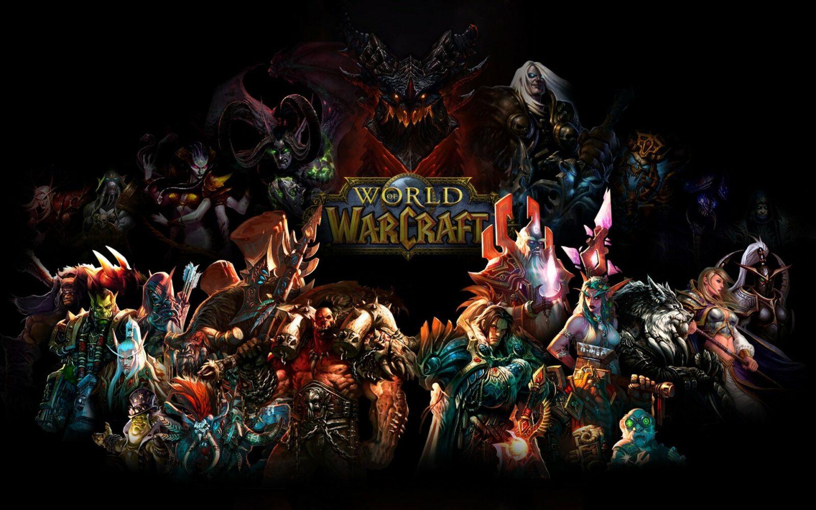 Редкие питомцы в игре World of Warcraft
