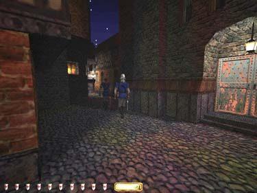 Прохождение 8 миссии игры Вор 2